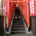 日枝神社稲荷参道