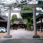 新宿十二社熊野神社 鳥居
