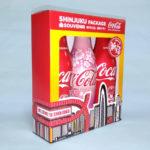 「コカ・コーラ」スリムボトル新宿オリジナルBOX