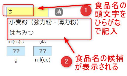 【ml:ミリリットル】と【g:グラム】一目でわかる食材別換算表!